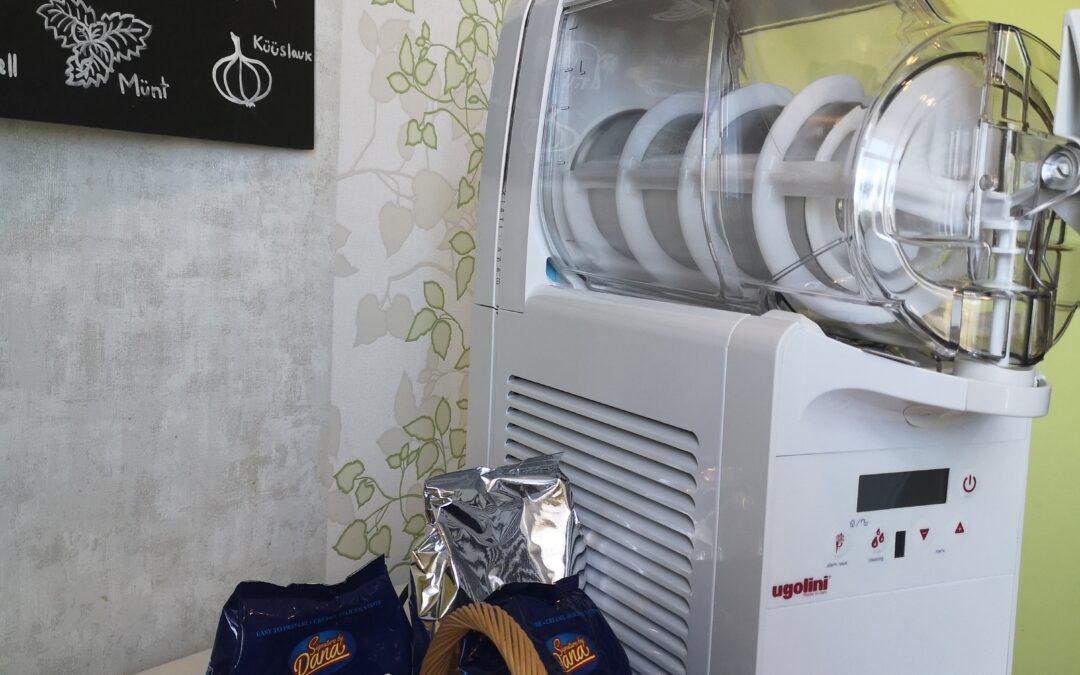 Jäätisemasina rent sinu peole – lihtne viis tekitada mõnusat elevust!